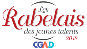 Rabelais des Jeunes Talents 2018