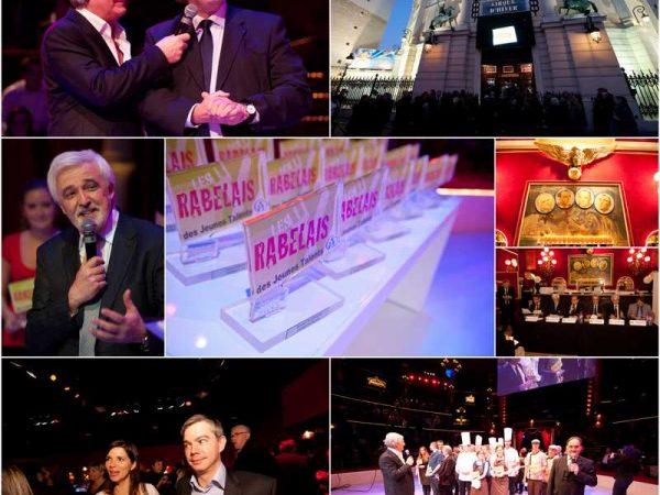 Rabelais des Jeunes Talents 2012 - Collage 1x1