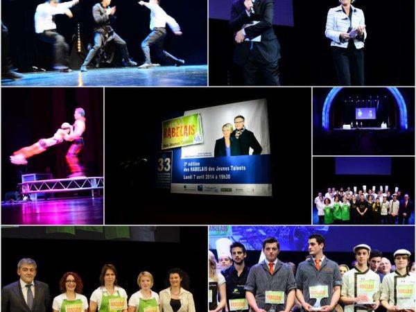 Rabelais des Jeunes Talents 2014 - montage 1x1