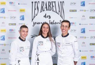 Lauréats Pâtissiers 2019