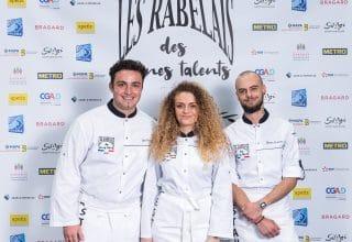 Lauréats Restaurateurs 2019