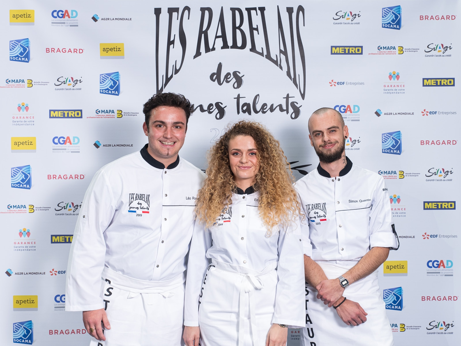 Lauréats Restaurateurs 2019